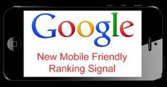Early results with Google's new mobile friendly ranking signal shows some winners and losers. Which are you? #MobileSEO