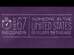2014 Alzheimer's Facts & Stats VIDEO Every 67 seconds someone in the United States develops Alzheimer's disease. More than 5 million Americans are living with the disease. Check out the statistics & learn the facts. Help wipe out Alzheimer's. Alzheimer Care, Dementia Care, Alzheimer's And Dementia, Alzheimer's Disease Facts, Dementia Facts, Walk To End Alzheimer's, Huntington Disease, Alzheimer's Association, Alzheimers Awareness