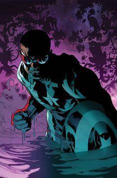 All New Captain America #5 by Stuart Immonen *