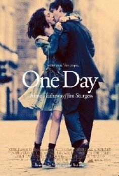 One Day Movie Poster Standup 4inx6in