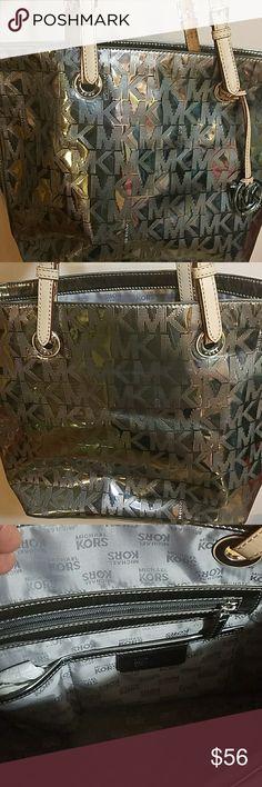 Michael Kors Shoulder Bag Michael Kors Handbag with MK Charm. Michael Kors Bags Shoulder Bags