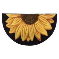 Better Homes And Gardens Sunflower Kitchen Rug