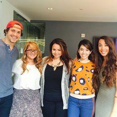 The Teen editors met Alex & Sierra