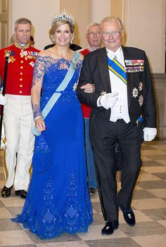 Queen Maxima and Prince Consort, Henrik of Denmark
