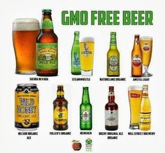 Gmo free beer