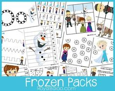 Frozen Pack (from Royal Baloo)