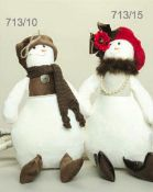 Woof n Poof Christmas Musical - Snow Friends, Girl, Linen. Visit Joangoehler.com