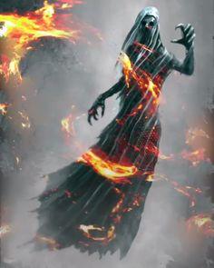 Werble Animation by Bruno Costa Editor Gothic Fantasy Art, Anime Fantasy, Fantasy Artwork, Skull Wallpaper, Dark Wallpaper, Iron Maiden Posters, Motion Images, Heavy Metal Art, Ghost Rider Marvel