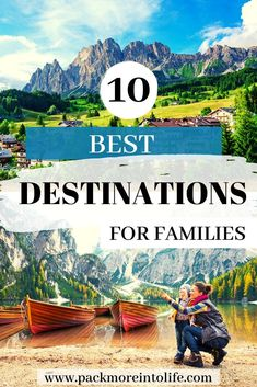 Best Family Vacation Ideas for 2020 - Pack More Into Life Best Family Vacation Ideas for 2020 - Pack More Into Life Great description of Lancaster and a working farm<br> Us Travel Destinations, Best Family Vacation Destinations, Affordable Family Vacations, Best Places To Travel, Vacation Outfits, Vacation Ideas For Families, Best Vacations For Kids, Family Beach Vacations, Travel Europe