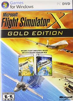 Choose from more than 80 missions that will show you the world with fun assignments from around the globe Experience the day change from afternoon sun to ev Small Business Software, Microsoft Flight Simulator, Best Flights, Best Graphics, Portrait, Playstation, Xbox 360, Video Games, Planes