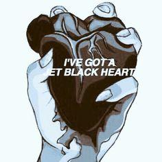 Jet Black Heart // 5 Seconds Of Summer 5sos Songs, 5sos Lyrics, Music Lyrics, Jet Black Heart, My Escape, Lyric Quotes, 5sos Quotes, 5 Seconds Of Summer, Music Artists