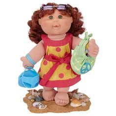 Cabbage Patch Fashionality Kids are new this year. This fresh crop of fashion-forward kids each has silky hair and a contemporary look