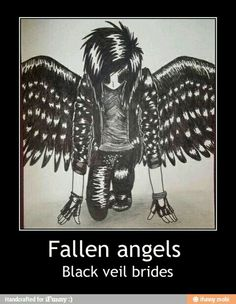 Amazing drawing of Andy Biersack