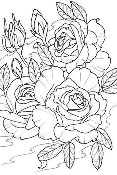 New tattoo designs mandala adult coloring Ideas Flower Art Drawing, Wreath Drawing, Realistic Drawings, Art Drawings, Colouring Pages, Coloring Books, Modern Tattoo Designs, Pintura Country, Mandala Design