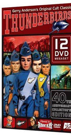18 Best Thunderbirds images in 2015 | Thunderbirds are go