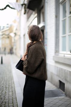 WOOD WOOD | Fiona from thedashingrider.com wears Wood Wood Knit, Edited Skirt, Le Specs Sunglasses, Acne Pistol Boots and a Bag from Saint Laurent #ootd #whatiwore #petite #petiteblogger