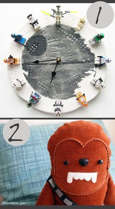 Star Wars Inspired Gift Ideas - DIY Homemade Gifts for Guys and Geeks