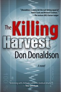 Book Reivew: The Killing Harvest by Don Donaldson