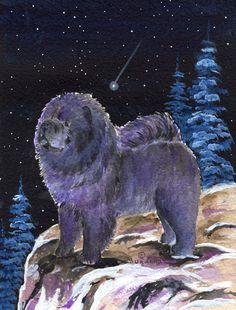 NORWEGIAN ELKHOUND STARRY NIGHT FLAG//AVAIL GARDEN 11x15
