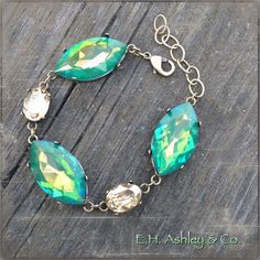 Check out E.H. Ashley's New Fancy Bracelets? You can find these unique bracelets at www.ehashley.com or just call your E.H. Ashley sales rep for more questions! (Article CCB310)