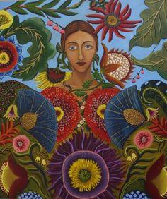 The Next Wave original de la pintura nueva, pintura original del artista Catalina Nolin | DailyPainters.com