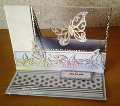 My Crafting Corner: Butterflies, easels and.....