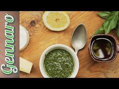 Traditional Basil Pesto   Gennaro Contaldo - YouTube