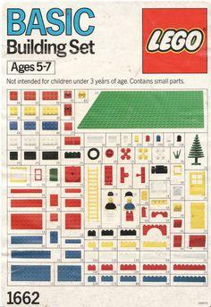 Lego Basic Building Set