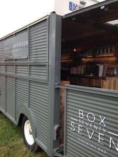 Box 77 - Cocktail Bar