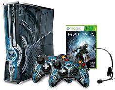 Xbox 360 Halo 4 bundle