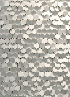 really cool tile witch are ll slightly different lengths casing this great textured look and feel.