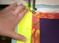 Applying Binding with the long arm