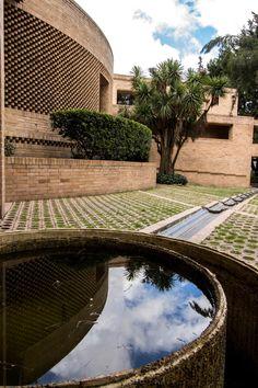 Facultad de Ciencias Humanas de la Universidad Nacional de Colombia, Bogotá | Arq. Rogelio Salmona 1995 20