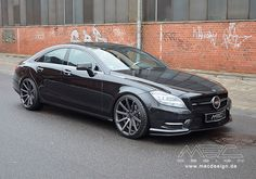 Mercedes Benz CLS500 AMG (W218): MEC Design Wheels Mercedes Cls550, Black Mercedes Benz, Mercedes Benz Autos, Cls 63 Amg, Merc Benz, Audi S5, Shooting Brake, Portfolio, My Ride