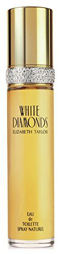 White Diamonds By Elizabeth Taylor For Women Eau De Toilette Spray 3 3 Ounce Gift Perfume And Cologne, Best Perfume, Elizabeth Taylor, Taylors Falls, Taylor White, Whiskey Bottle, Fragrance, White Diamonds, Gifts