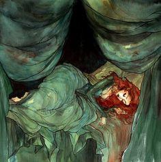 Sleeping Beauty by AbigailLarson on DeviantArt