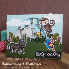 Lawnscaping Challenge: Lawnscaping Challenge: Calling all Critters: Sponsored by ELLEN HUTSON