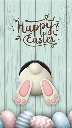 Bunny Crafts, Easter Crafts, Easter Ideas, Images Wallpaper, Iphone Wallpaper, Wallpaper Ideas, Wallpaper Quotes, Ostern Wallpaper, Happy Easter Wallpaper