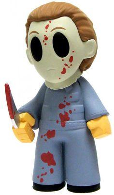 Funko Funko Horror Classics Mystery Minis Michael Myers Minifigure