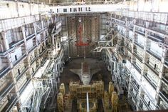 Ônibus Espacial Soviética encontrado abandonado http://supite.com/onibus-espacial-sovietica-encontrado-abandonado/…
