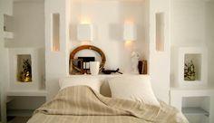 Romantic bedrooms Masseria Cimino in Puglia, Italy - a boutique interior