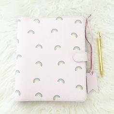 My eBay Active Kikki K Planner, Stress Less, Important Dates, Pink Leather, My Ebay, Planners, Life Is Good, Zip Around Wallet, Rainbow