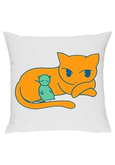 Fruits Basket Kyo and Yuki Sohma pillow by AsiaFanatic.