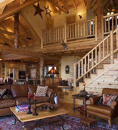 Log Homes, Log Home Floor Plans, Log Cabins, Log Houses