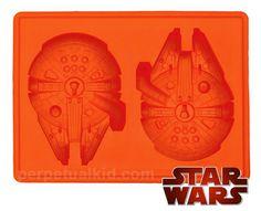 Star Wars silikonformer - Lag Star Wars isbiter og sjokoladefigurer!