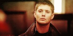What about these pouty lips? | Community Post: Can You Make It Through These 25 Dean Winchester GIFs Without Swooning?