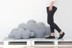 Clouds /// Creatures Collection by Paparajote Factory