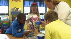 New Classroom Videos Demonstrating Transitions to NGSS-How to make student collaboration work with the NGSS in an elementary classroom. With the facilitation and strategies, student collaboration yields tremendous benefits.