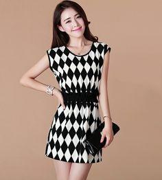 Dress DS3421 AS - Tamochi - Toko baju wanita murah dan grosir, fashion aksesoris korea dan jepang.