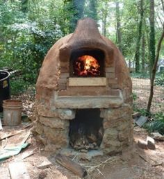 Earth Ovens This one!
